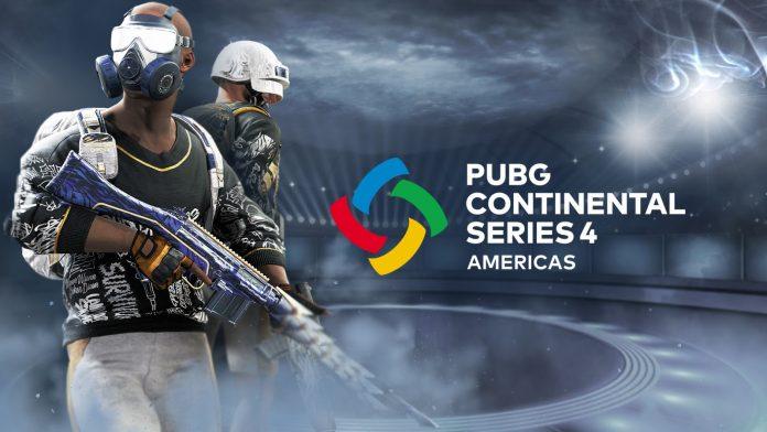 PUBG Continental Series 4 (PCS4)