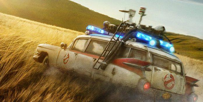 Caça Fantasmas Ghostbusters Mais Além