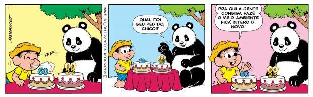 Chico Bento WWF Brasil