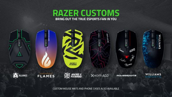 Razer esports Ninjas in Pyjamas