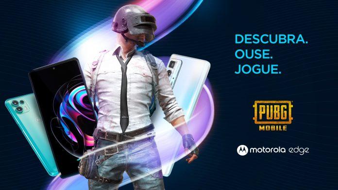 PUBG MOBILE e Motorola