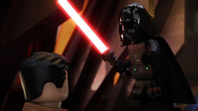 LEGO Star Wars Contos Aterrorizantes